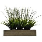 "Vintage Home 14"" Tall Grass in Pot, Designer Taupe (VHA100353.TPE)"