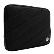 Vangoddy Nylon Mircofiber Tablet Sleeve for to 10.5 Inch tablets, Black (PT_RDYLEA121_IP)
