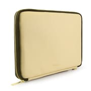 Vangoddy Leather Tablet Sleeve for iPad Samsung Galaxy Kindle Fire, Olive (PT_RDYLEA596_HP)