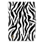 Vangoddy Universal Portfolo Case for iPad Pro 10.5-inch tablet, Zebra (RDYLEA375)