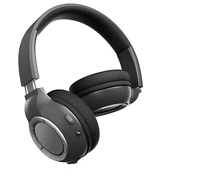 Sharper Image Sbt658 Bluetooth Premium Wireless Headphones With