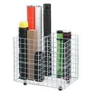 Alvin WRF38 King-Size Roll File Storage Bin (WRF38)