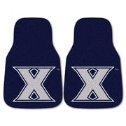 "FANMATS Xavier 2-pc Nylon Carpeted Car Mats 17""x27"" (5520)"