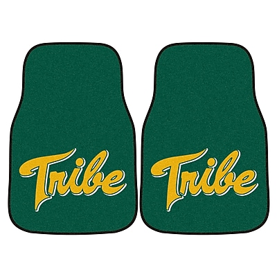 FANMATS William & Mary 2-pc Nylon Carpeted Car Mats 17