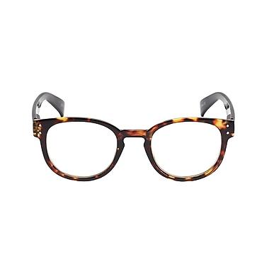 VK Couture +2.00 Strength High Fashion Reading Glasses, Midnight Demi (E1308)