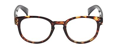 VK Couture +3.00 Strength High Fashion Reading Glasses, Midnight Demi (E1308)