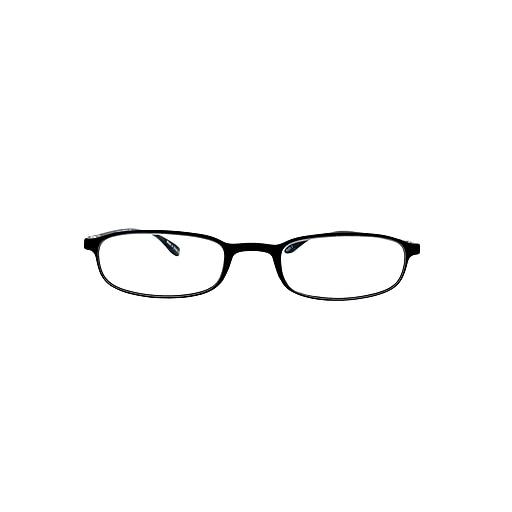 f9ec3bb569b8 EFlex 2 +2.50 Strength Flexible Reading Glasses, Black (5020)   Staples