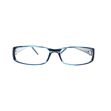Victoria Klein +1.75 Strength Fashion Reading Glasses, Blue (E7021)