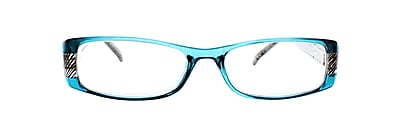 Victoria Klein +2.75 Strength Fashion Reading Glasses, Blue (E9072)