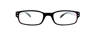 Victoria Klein +3.00 Strength Fashion Reading Glasses, Purple (E9076)