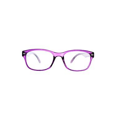 Victoria Klein +1.25 Strength Fashion Reading Glasses, Purple (E9078)