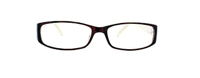 Victoria Klein Crystals +2.00 Strength Fashion Reading Glasses, Demi (E9092R)