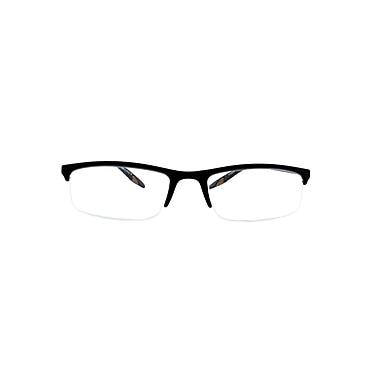 Sportex +2.75 Strength Performance Reading Glasses, Brown (EAR4150)
