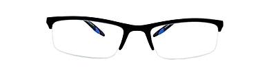 Sportex +2.50 Strength Performance Reading Glasses, Blue (EAR4150)