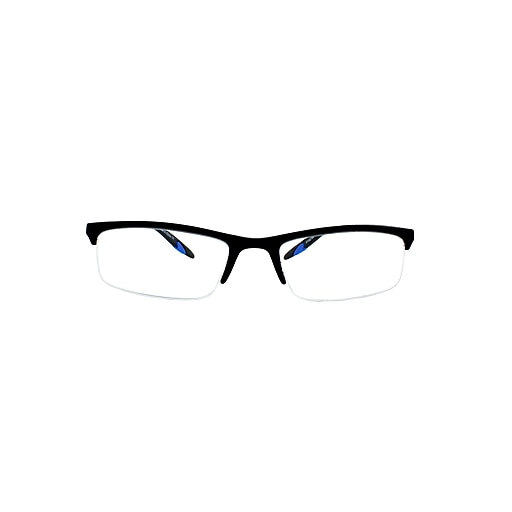 Sportex 1 25 Strength Performance Reading Glasses Blue Ear4150 At Staples The answers to these and many more questions are here at thinoptics, where we've created the world's thinnest reading glasses and readers in the world's. staples