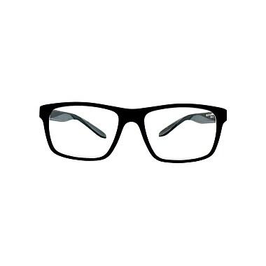 Sportex +3.00 Strength Performance Reading Glasses, Grey (EAR4163)