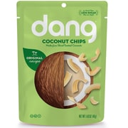 Dang Coconut Chips Original, 1.43oz bag (DGF00300)