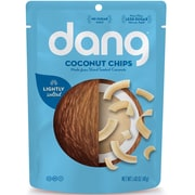 Dang Coconut Chips Lightly Salted Unsweetend, 1.43oz bag (DFG00303)