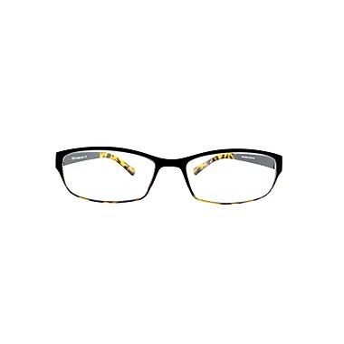 Flex 2 +1.50 Strength Flexible Reading Glasses, Black Demi (E5028)