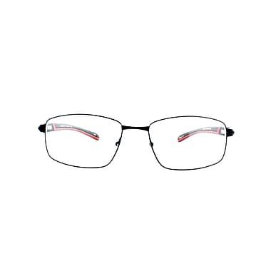 Sportex +1.25 Strength Performance Reading Glasses, Red (EAR4146)