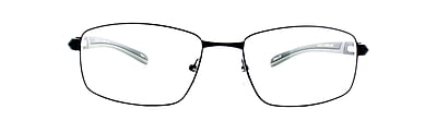 Sportex +2.50 Strength Performance Reading Glasses, Grey (EAR4146)