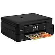 Brother Work Smart MFC-J985DW Color Inkjet All-in-One Printer with INKvestment Cartridges, Refurbished