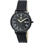 "Steinhausen Classic Men's ""Altdorf"" Swiss Quartz Ultra Thin Leather Band Watch (S0126)"