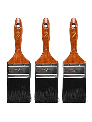 Linzer Polyester Utility Brushes, 3 in., Pack of 3 (PK3-1123 0300)