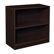 "Regency Seating Niche Mod 1 Shelf 29""H Bookcase, Truffle (NBC2930TF)"