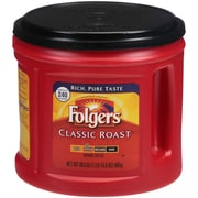 Folgers® Classic Roast® Coffee, 30.5 oz. Canister (FOL20421CT)