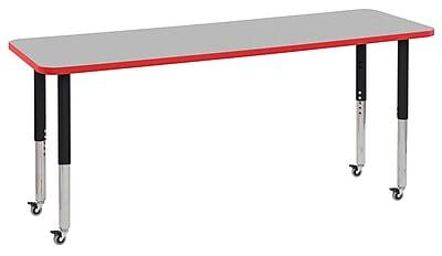 ECR4Kids T-Mold Adjustable Leg 72