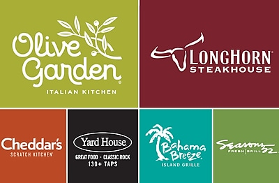 Darden Gift Card $25 (Email Delivery)