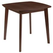 """Flash Furniture 31.5"""" Wood Dining Walnut (ESCB6805BBHW)"""