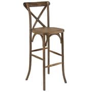 Flash Furniture Wood Barstool Dark Antique (XAXBARGO)