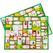 JAM Paper® To/From Stickers, North Pole Christmas, 100/Pack (249734129)