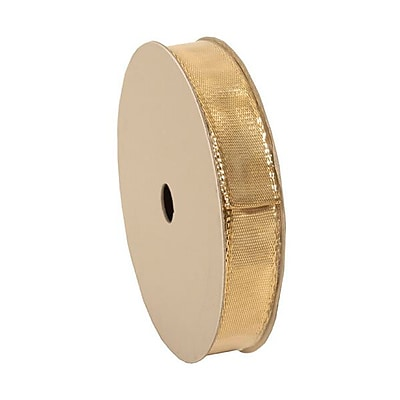 JAM Paper Wire Edged Ribbon, 1.5 x
