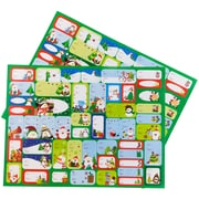 JAM Paper® To/From Stickers, Christmas Characters, 100/Pack (249734132)