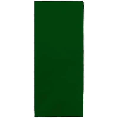 JAM Paper® Tissue Paper, Dark Green, 10 Sheets/Pack (11534148)