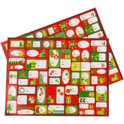 JAM Paper® To/From Stickers, Under The Tree, 100/Pack (249734130)
