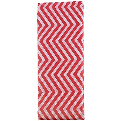 JAM Paper Holiday Tissue Paper, Red and