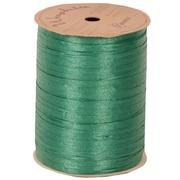 JAM Paper® Wraphia Ribbon, Green, 100 yards, Sold Individually (1082783)
