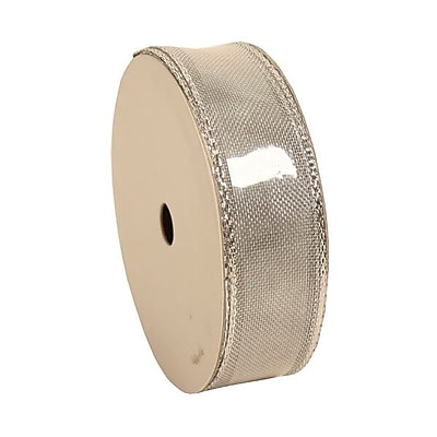JAM Paper Wire Edged Ribbon, 1 x