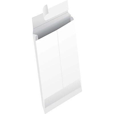 JAM Paper® White Tyvek® Envelopes w/ Peel & Seal Closure, 10