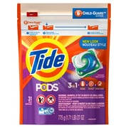 Tide PODS HE Turbo Liquid Detergent Pacs, Spring Meadow Scent, 31 count (50960)