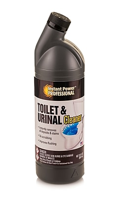Instant Power Professional Toilet & Urinal Cleaner 30 oz