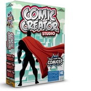 Summitsoft Comic Creator Studio for Windows (1 User) [Download]