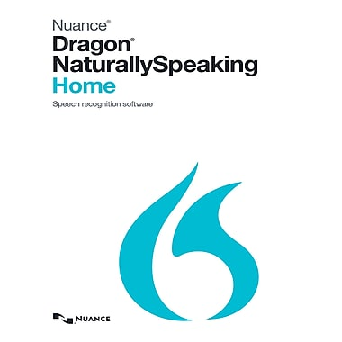 Nuance Dragon Home 13 for Windows (1 User) [Download]