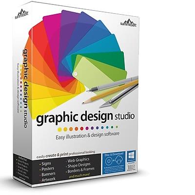Summitsoft Graphic Design Studio for Windows (1 User) [Download]