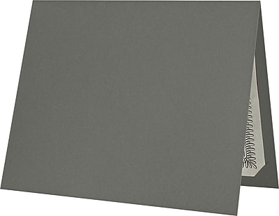 "LUX Certificate Holders, 9 1/2"" x 11"", Smoke Gray, 250/Pack (CH91212-22-250)"