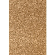 """LUX A7 , 4-3/4"""" x 6-3/4"""", Base Layer Card 50/Pack, Rose Gold Sparkle (MS03-28BLC-50)"""